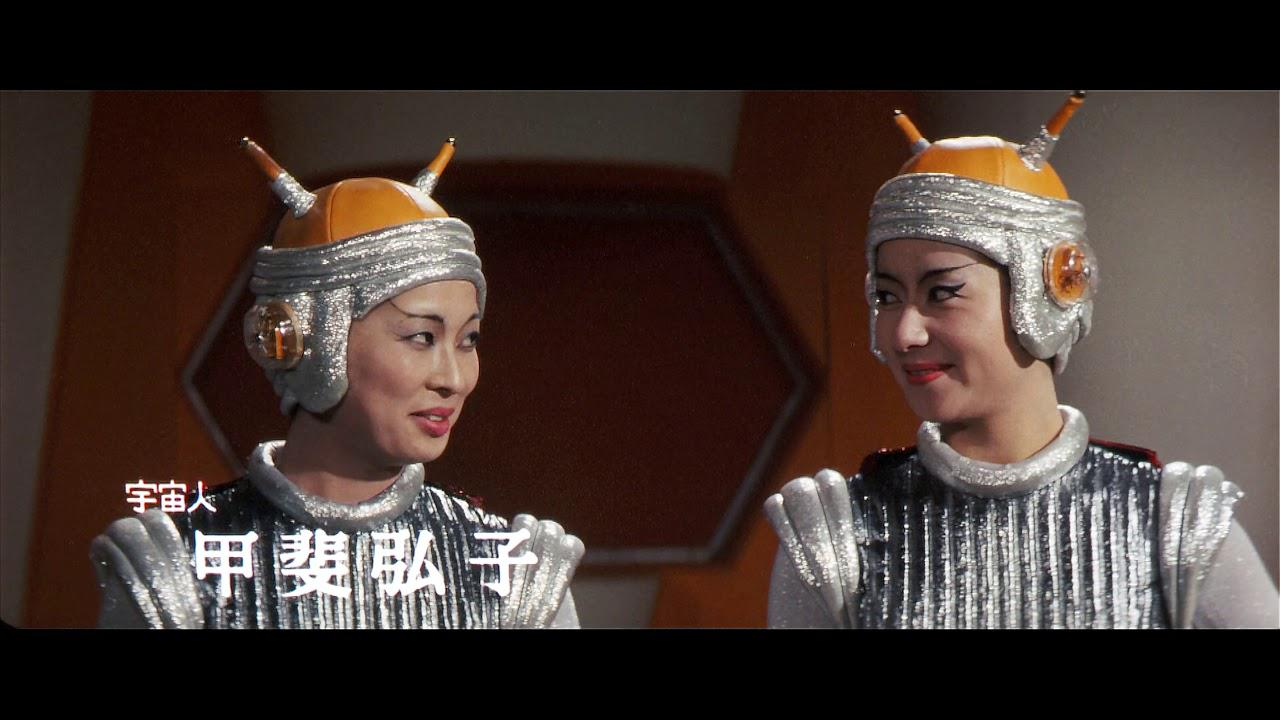 画像: ガメラ対大悪獣ギロン 予告篇 www.youtube.com