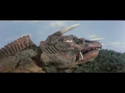 画像: ガメラ対大魔獣ジャイガー 予告篇 www.youtube.com