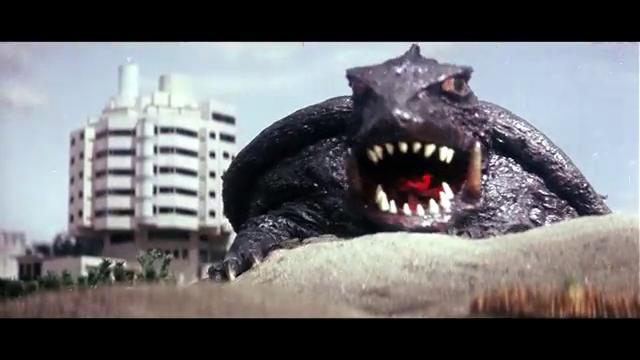 画像: ガメラ対宇宙怪獣バイラス _予告篇 www.youtube.com