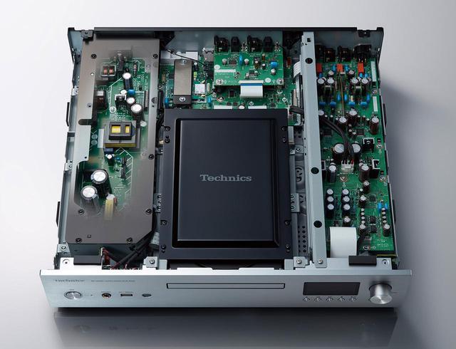 画像6: つくりては語る『Technics』。SL-G700はディスクの情報をきちんと出すことで、静寂感と音の広がりに優れ、スピード感と音の厚みの再現を両立しています