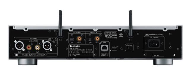 画像2: つくりては語る『Technics』。SL-G700はディスクの情報をきちんと出すことで、静寂感と音の広がりに優れ、スピード感と音の厚みの再現を両立しています