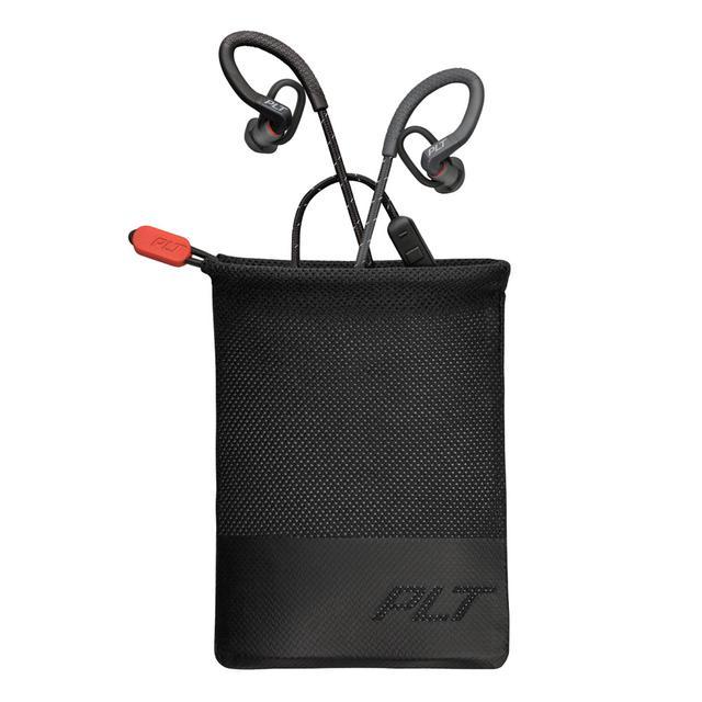 画像: プラントロニクス、スポーツ用ワイヤレスイヤホン「BackBeat FIT 350」を発売。独自のスタビライザー&イヤーチップで装着性を高めた