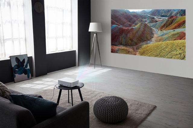 画像: LGエレクトロニクス・ジャパン、4ch LED光源「LG 4ch LED」で明るい4K映像の投写を可能にした4Kプロジェクター「HU70LS」を、12月6日に発売 - Stereo Sound ONLINE