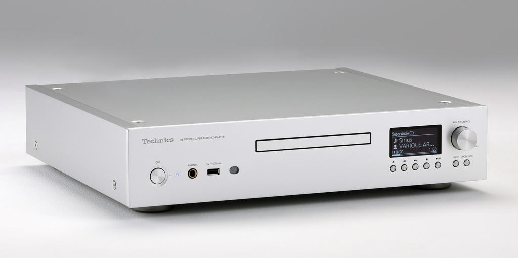 画像1: つくりては語る『Technics』。SL-G700はディスクの情報をきちんと出すことで、静寂感と音の広がりに優れ、スピード感と音の厚みの再現を両立しています
