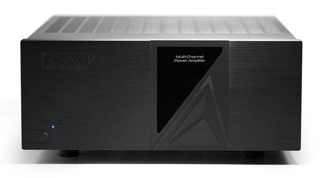 画像: TRINNOV AUDIO AMPLITUDE8 ¥2,400,000+税 ●出力:225W×8(8Ω) ●接続端子:アナログ音声入力(XLR)×8、DB25×1 ●寸法/質量:W443×H186×D502mm/40kg