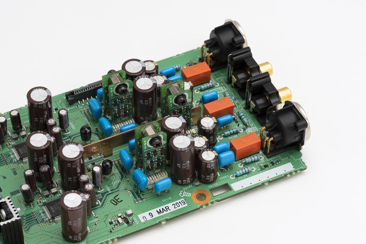 画像7: つくりては語る『Technics』。SL-G700はディスクの情報をきちんと出すことで、静寂感と音の広がりに優れ、スピード感と音の厚みの再現を両立しています