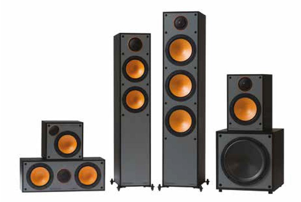 画像: モニターオーディオから、新しいスピーカー「Monitor」シリーズが6モデル揃って発売。センターやサブウーファーもラインナップした、エントリーモデル