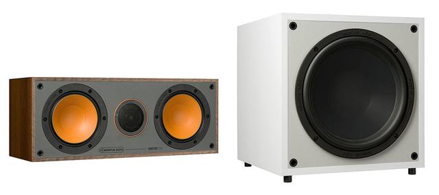 画像: 「Monitor C150」と「Monitor MRW-10」