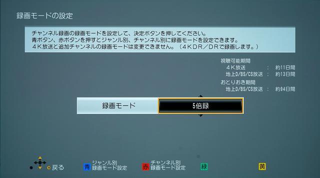 画像12: パナソニックDMR-4X1000/4X600は、4K全自動録画に加えて圧倒的高画質に注目すべき「真の4K対応DIGA」だ!
