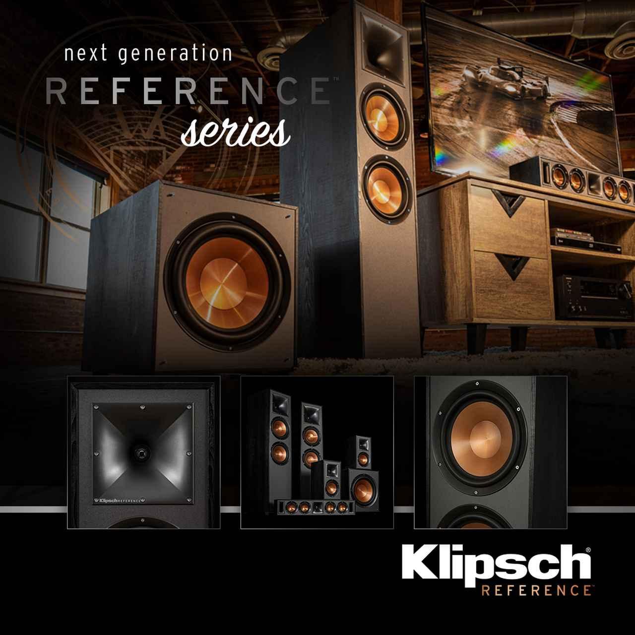 画像: 3/6~22:Klipschホームシアタースピーカー 展示&試聴体験のお知らせ