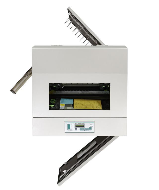 画像1: NEC、複写伝票への印字が高速で行なえるドットインパクトプリンター「MultiImpact 720AEN」ほか全3モデルを、4月13日に発売
