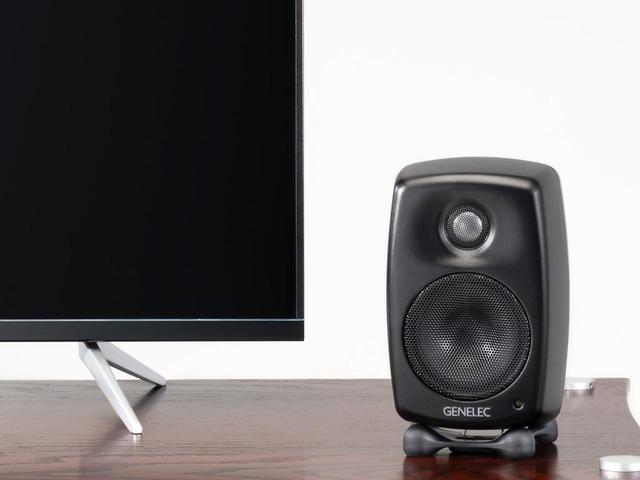 画像: GENELEC『G One』シンプルかつハイクォリティ。小型でも強靭さを表現できる稀有な存在だ - Stereo Sound ONLINE