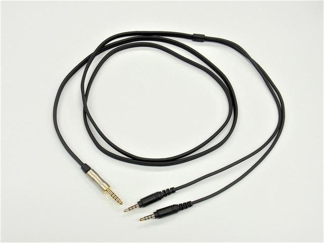 画像: 4.4mm5極バランス仕様のリケーブル「CZ-BC15PENTA4.4」