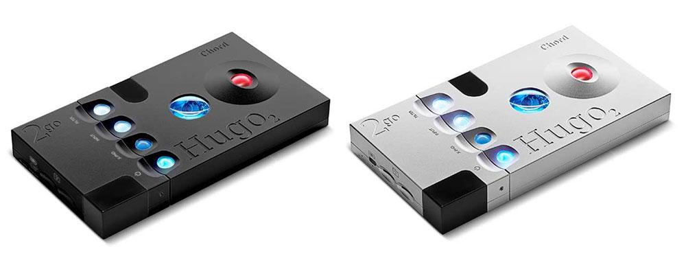 画像: 2goとHugo2を組み合わせた状態。2goの本体カラーはブラックとシルバーが準備されるが、シルバーは直販サイトのみでの販売となる