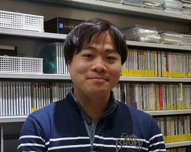 画像: 東京混声合唱団 テノール 平野太一朗 さん
