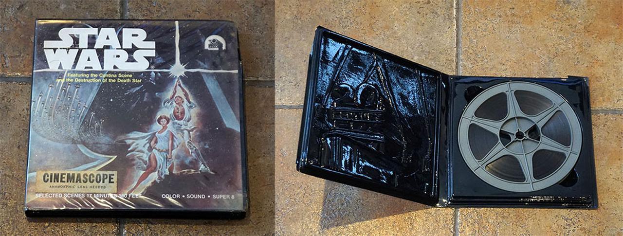 画像1: 4K『スター・ウォーズ』を待ちながら(1):祝! 4月29日UHDブルーレイ発売。その前に手元にある『エピソード4』を整理した