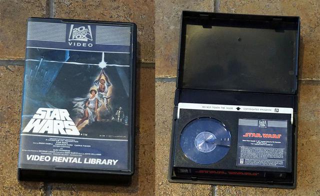 画像3: 4K『スター・ウォーズ』を待ちながら(1):祝! 4月29日UHDブルーレイ発売。その前に手元にある『エピソード4』を整理した