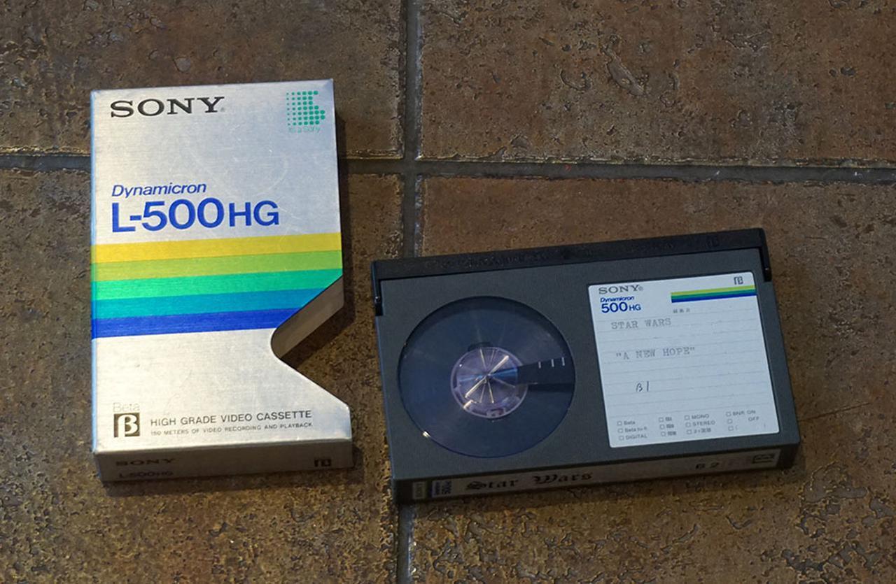 画像2: 4K『スター・ウォーズ』を待ちながら(1):祝! 4月29日UHDブルーレイ発売。その前に手元にある『エピソード4』を整理した