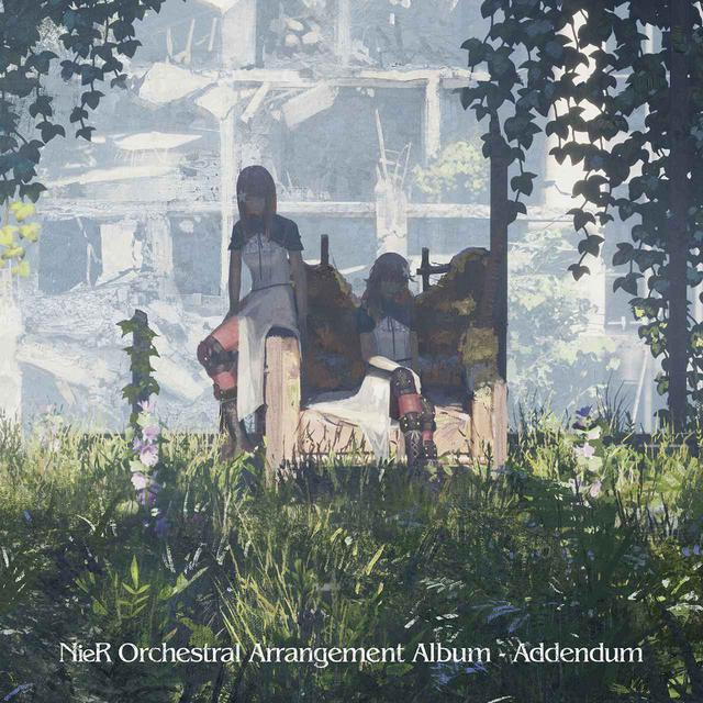 画像: NieR Orchestral Arrangement Album - Addendum / 岡部 啓一