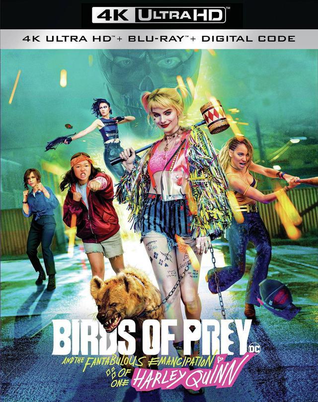 画像: DCエクステンデッド・ユニバース最新作『ハーレイ・クインの華麗なる覚醒 BIRDS OF PREY』【海外盤Blu-ray発売情報】