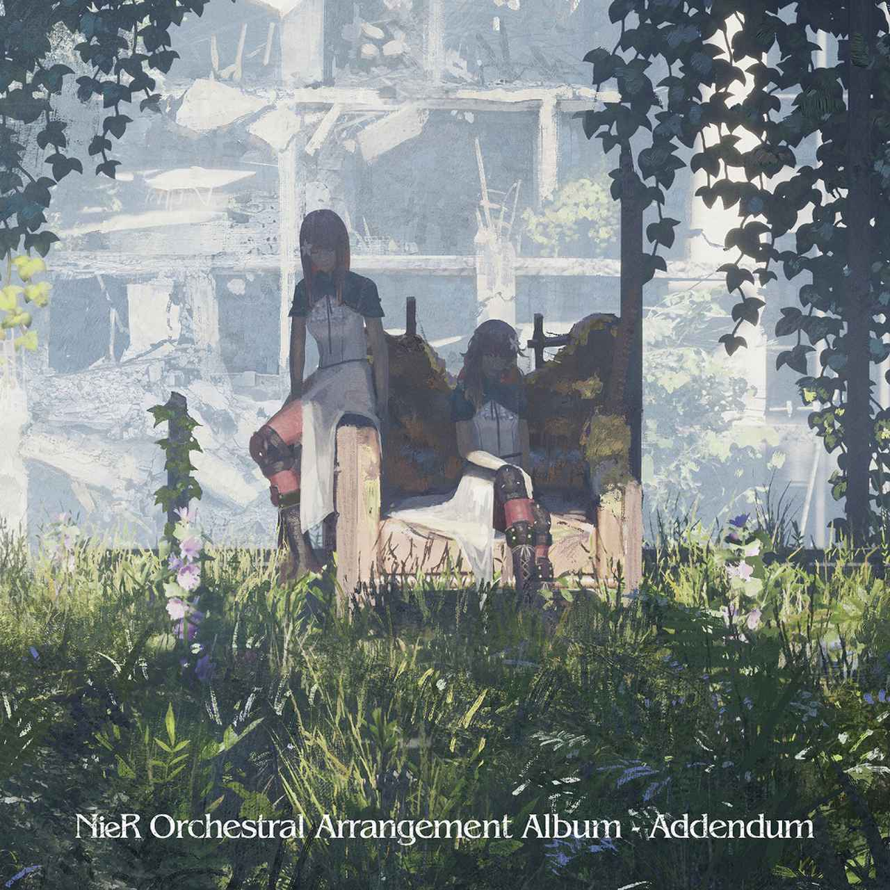 画像: NieR Orchestral Arrangement Album - Addendum / 岡部啓一