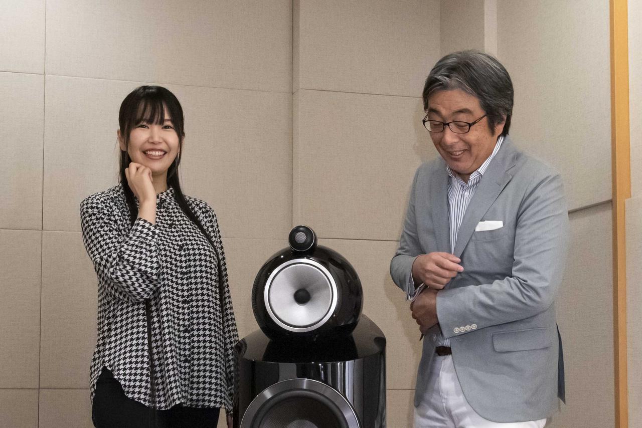 画像: 小岩井さんの「メタル」楽曲を聴いてみる