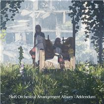 画像: NieR Orchestral Arrangement Album - Addendum - ハイレゾ音源配信サイト【e-onkyo music】