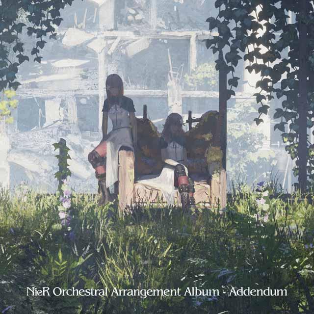 画像: NieR Orchestral Arrangement Album - Addendum/岡部 啓一