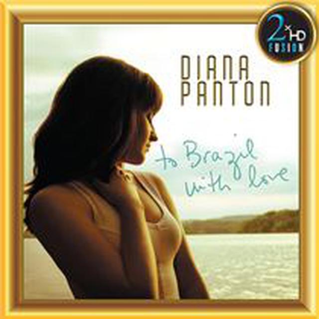 画像: Diana Panton: To Brazil with Love - ハイレゾ音源配信サイト【e-onkyo music】
