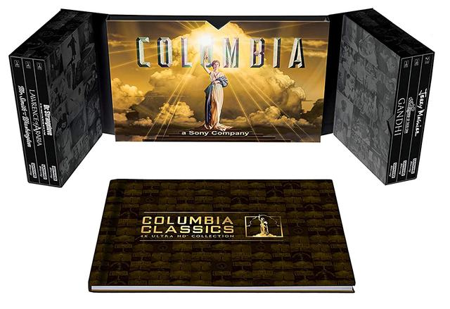 画像2: COLUMBIA CLASSICS COLLECTION: VOLUME 1 - 4K UHD BLU-RAY with DOLBY ATMOS and DTS-HD MA