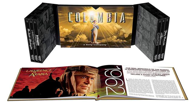 画像3: COLUMBIA CLASSICS COLLECTION: VOLUME 1 - 4K UHD BLU-RAY with DOLBY ATMOS and DTS-HD MA