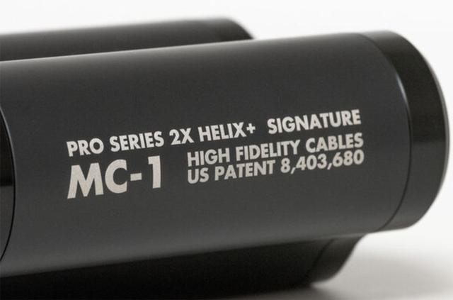 画像: High Fidelity Cablesのマグネチックウェイブガイドに「MC-1 Pro Double Helix Plus Signature」が追加。より歯切れがよく、フォーカスが絞られた音楽的な響きを実現