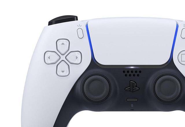 画像2: PlayStation 5用の新型ワイヤレスコントローラー「DualSense」の外観写真が公開。手に取った瞬間、ゲームの世界に入り込んだかのような没入感をもたらすアイテムを目指した