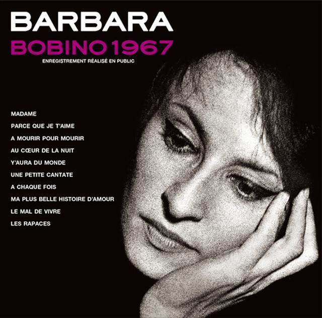 画像: バルバラ『ボビノ座のバルバラ・リサイタル '67』(Single Layer SACD+CD) SSVS-013~014