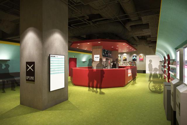 画像: アップリンク、京都に3番目の映画館「アップリンク京都」を4月16日にオープン。4つコンセプトに沿った内装で映画を観る楽しみをもう一段引き上げてくれる - Stereo Sound ONLINE