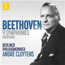 画像: Beethoven: Symphonies & Overtures - ハイレゾ音源配信サイト【e-onkyo music】