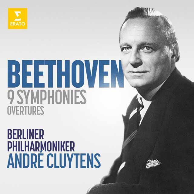 画像: Beethoven: Symphonies & Overtures/André Cluytens