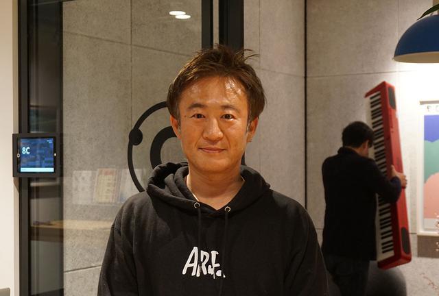 画像: 株式会社LivePark CXO/LIVEPARK総合プロデューサー 清田いちるさん