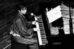 画像: 永田ジョージ 旅するピアニスト / プロフィール / George Nagata Pianist Profile / Groove Pockets