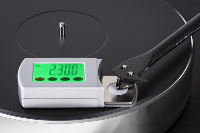 画像: デジタル針圧計「MEASURE/IT/S2」¥13,500(税別)