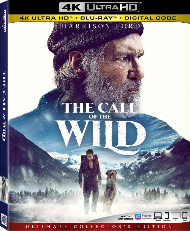 画像1: 名作冒険小説を実写映画化『野性の呼び声』【海外盤Blu-ray発売情報】