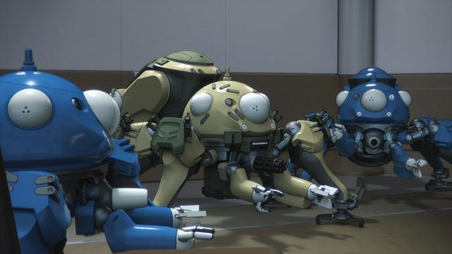 画像2: 2045年の未来を舞台に、草薙素子ら公安9課の面々が再び結集! 3Dアニメーション+ドルビーアトモスの最先端の映像と音を満喫した『攻殻機動隊 SAC_2045』が、4月23日より配信開始!