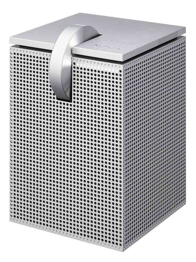 画像: LUXMAN B-side arro studio collection S5 ¥98,000+税 ●使用ユニット:アンプ出力:25mmトゥイーター/10W、80mmウーファー/30W ●クロスオーバー周波数:2.3kHz ●接続端子:デジタル音声端子2系統(光、USBタイプA)、アナログ音声入力1系統(ステレオミニ)、デジタル音声出力1系統(光)、アナログ音声出力1系統(ステレオミニ)、LAN1系統 ●寸法・質量:W150×H250×D170mm/4kg ●問合せ先:ラックスマン(株)