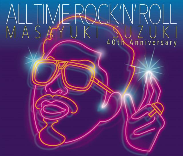 画像: ALL TIME ROCK 'N' ROLL / 鈴木 雅之