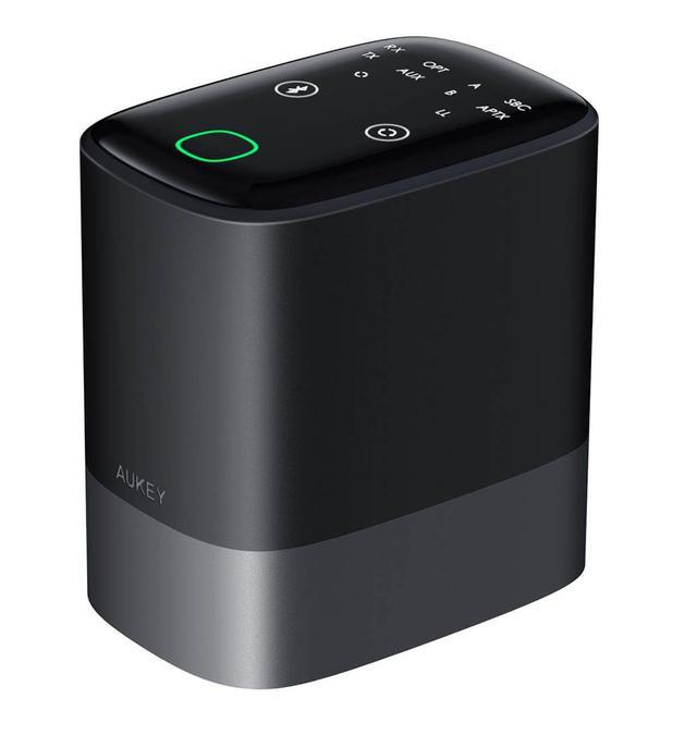 画像: AUKEYがapt-X LLやAACに対応したBluetoothトランスミッター&レシーバー「BR-O8」を発売! 4月27日まで20%OFFキャンペーンも実施中