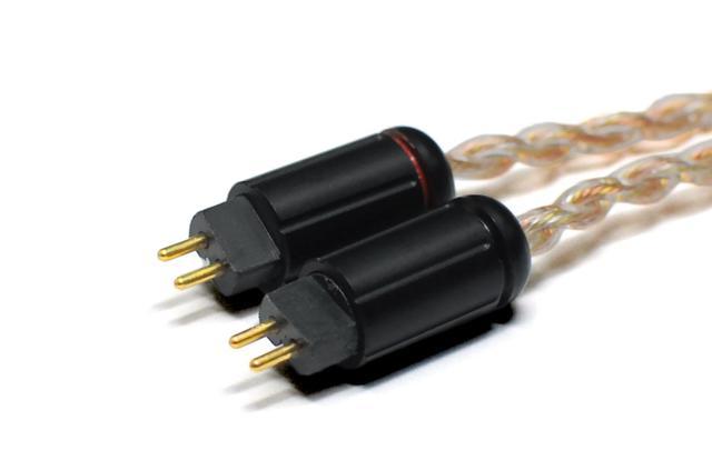 画像2: NOBUNAGA Labs、新線材を採用したリケーブル「INSPIRE」シリーズ6モデルを発売。MMCX&カスタム2ピンコネクターと、3.5mm/2.5mm/4.4mmプラグをラインナップ
