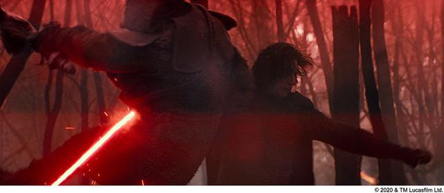 画像1: 『スター・ウォーズ/スカイウォーカーの夜明け』4K UHDブルーレイが新鮮な感動を与えてくれた。絵・音ともにこの情報量の豊かさは、永久保存に値する