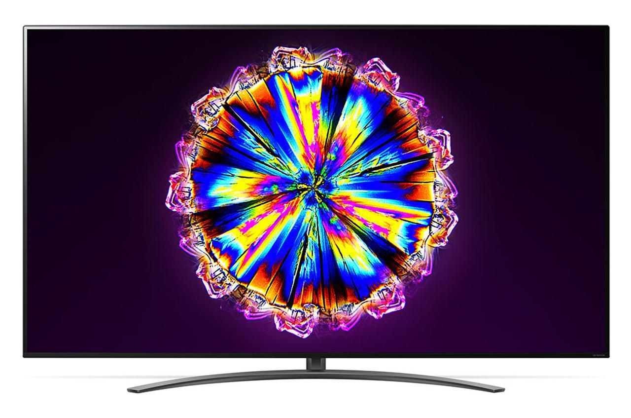 画像2: LGエレクトロニクス・ジャパンの2020年液晶テレビラインナップも登場。同社初の8Kチューナー内蔵8K液晶テレビ「NANO99」シリーズは75インチで78万円前後を実現!