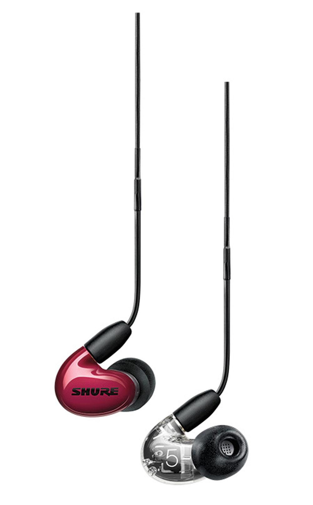 画像3: シュア、有線イヤホンの新製品「AONIC 3 / 4 / 5高遮音性イヤホン」3モデルを同時発売。AONIC 5はノズル交換で好みの音色に変更可能