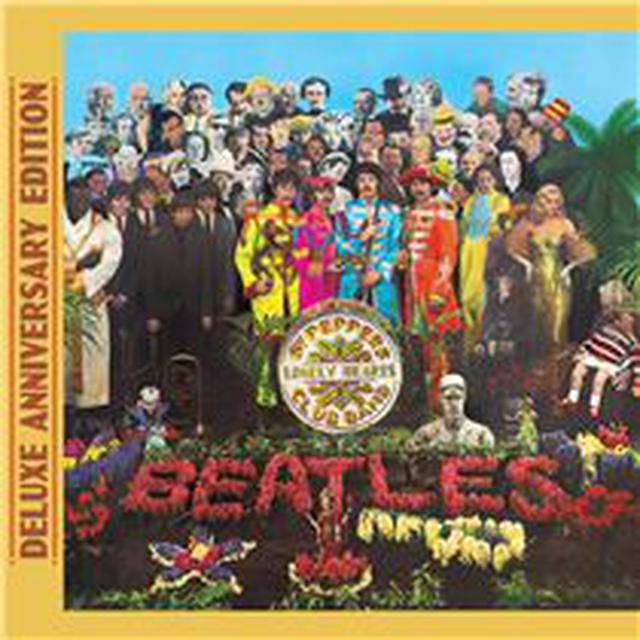 画像: Sgt. Pepper's Lonely Hearts Club Band[Deluxe Anniversary Edition] - ハイレゾ音源配信サイト【e-onkyo music】